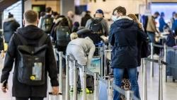 Lo ngại biến thể mới của SAR-CoV-2, Hà Lan cấm các chuyến bay từ Anh