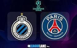 Link xem trực tiếp PSG vs Club Brugge 02h00 ngày 16/9: 'Tam tấu' Messi, Neymar, Mbappe xuất trận