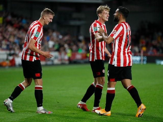 Brentford có chiến thắng tưng bừng 7-0 ở Cúp Liên đoàn Anh. (Nguồn: Reuters)