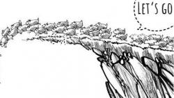 Hiệu ứng chuột Lemming và tâm lý đám đông trên thị trường chứng khoán