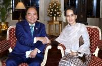 Quan hệ Việt Nam - Myanmar: ngày càng toàn diện và sâu sắc