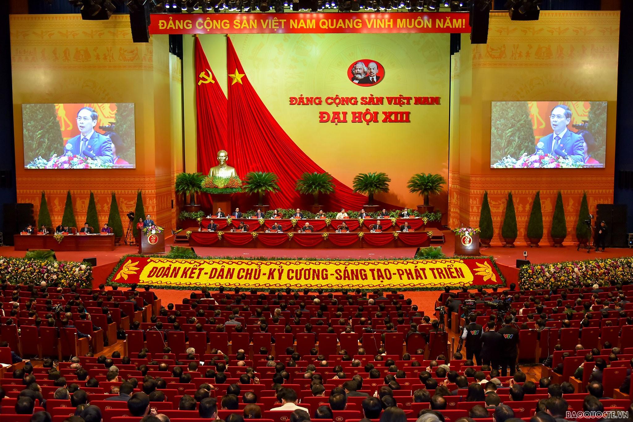Đối ngoại Việt Nam: Phát huy vai trò tiên phong, đưa đất nước vào vị trí có lợi nhất trước mọi biến chuyển của tình hình
