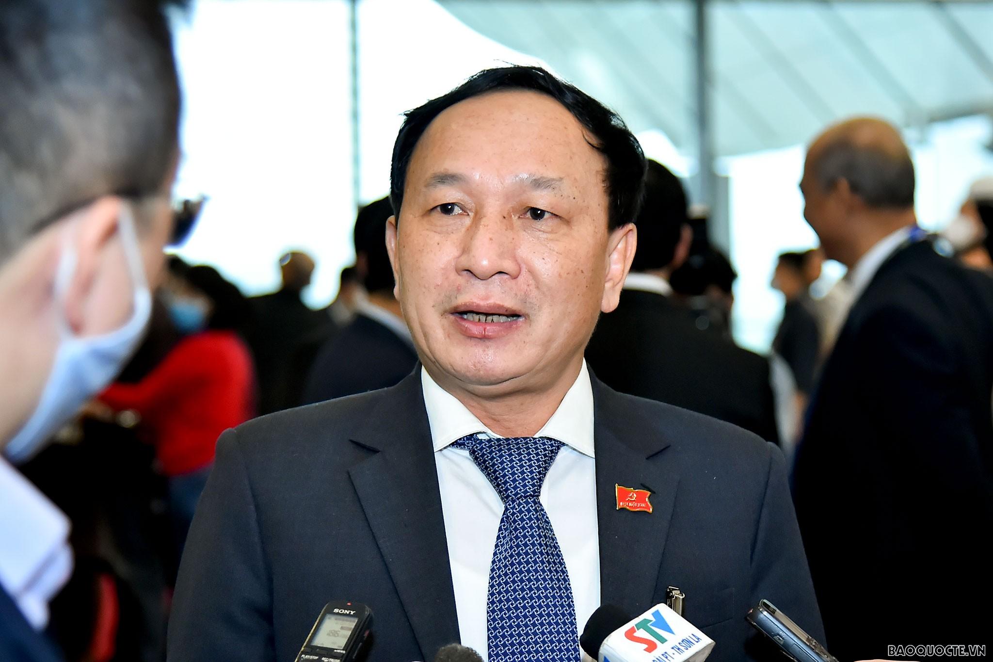 Tham luận tại Đại hội XIII thể hiện không khí dân chủ, trách nhiệm, nhiều giải pháp lớn