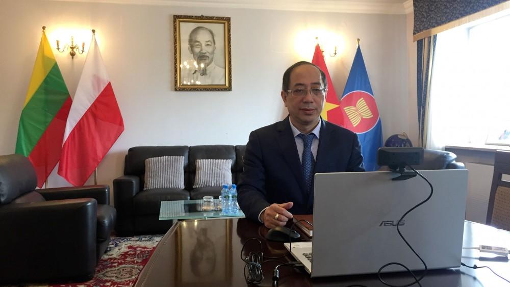 Việt Nam tiếp tục là đối tác hàng đầu của Ba Lan tại Đông Nam Á