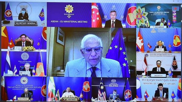 ASEAN-EU tăng cường kết nối người dân và nỗ lực phục hồi