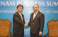 apec 2017 pm hosts japanese minister of economic revitalisation