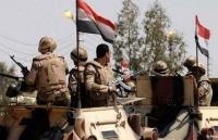 Ai Cập tiêu diệt 83 phần tử khủng bố ở Sinai
