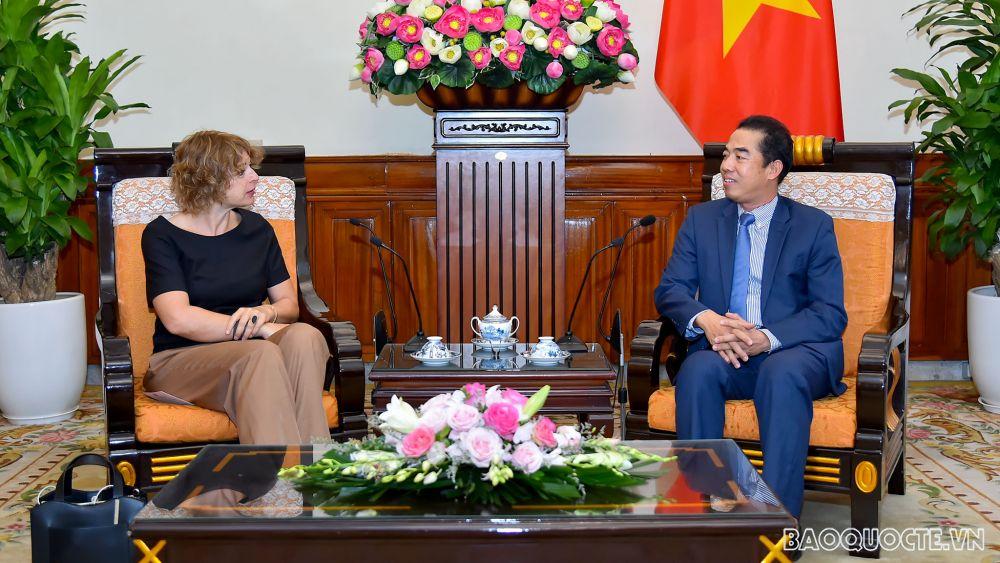 Việt Nam cảm ơn Hà Lan hỗ trợ cho các địa phương bị ảnh hưởng lũ lụt miền Trung