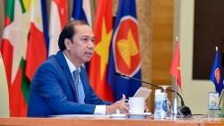 SOM ASEAN nhất trí với chương trình nghị sự và văn kiện trình tại HNCC ASEAN 37