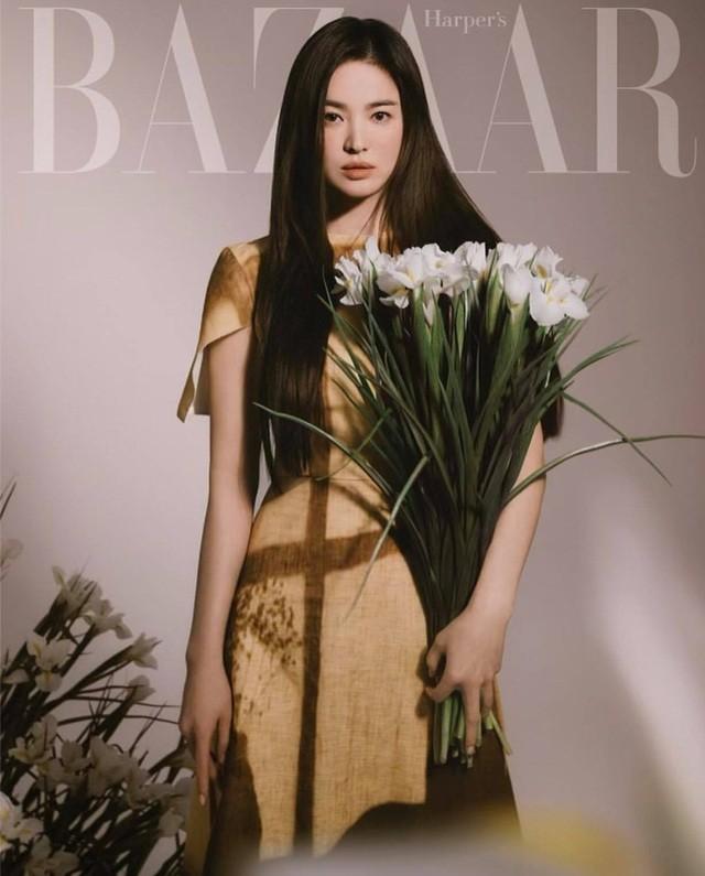 Song Hye Kyo hút hồn với phong cách không tuổi