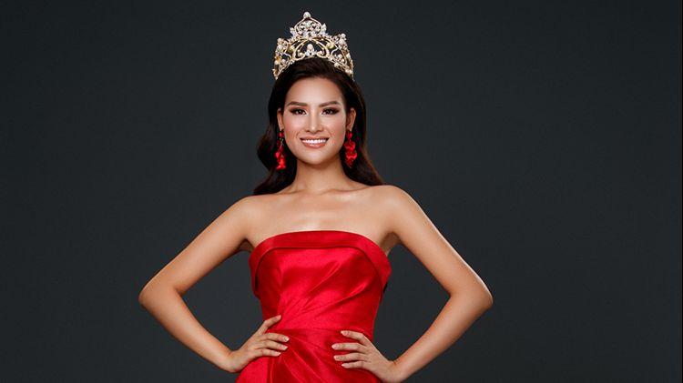 Chiêm ngưỡng dung nhan sẽ đại diện Việt Nam thi Miss Earth 2020