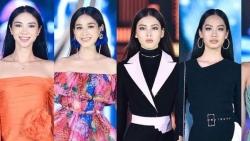 Thần thái 'đỉnh' của top 5 Người đẹp Thời trang Hoa hậu Việt Nam 2020
