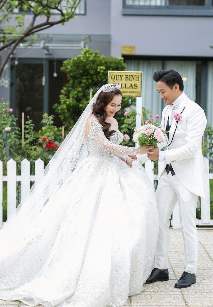 Lễ cưới lãng mạn của Quý Bình ở Phú Quốc