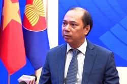 Thứ trưởng Ngoại giao Nguyễn Quốc Dũng trả lời phỏng vấn về kết quả Hội nghị Cấp cao ASEAN 36